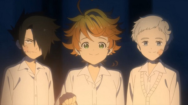 Top 10 Anime of 2019: The Promised Neverland