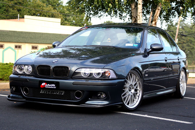 World Car Wallpapers Bmw E39 M5