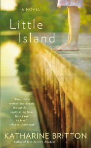 Little Island by Katharine Britton - a book tour stop
