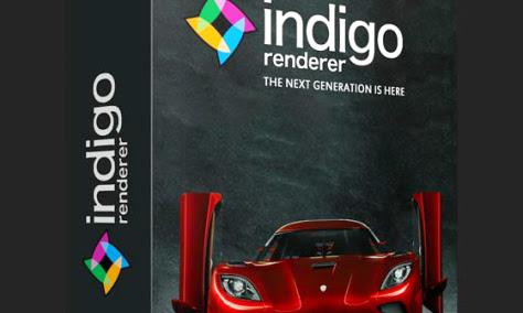 Indigo Renderer 4 full Crack