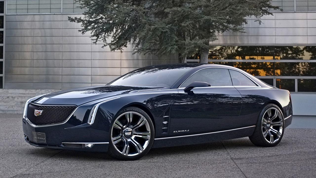 Lightweight Car Seat >> Luxury Cars and Watches - Boxfox1: Cadillac Elmiraj Concept Car