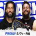 Cobertura: WWE SmackDown 25/12/20