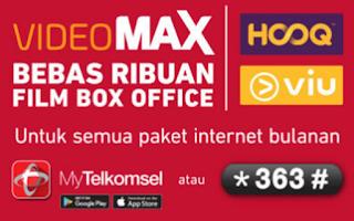 Cara Beli Kuota Videomax 30 GB Cuma RP 10 Terbaru Juni 2018