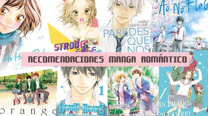 Especial Manga Romántico: historias de amor que te llenarán el corazón