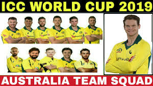 ICC Cricket World Cup 2019 all team squads