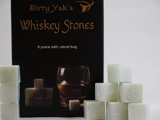 Dirty Yak's Soapstone Whiskey Stones