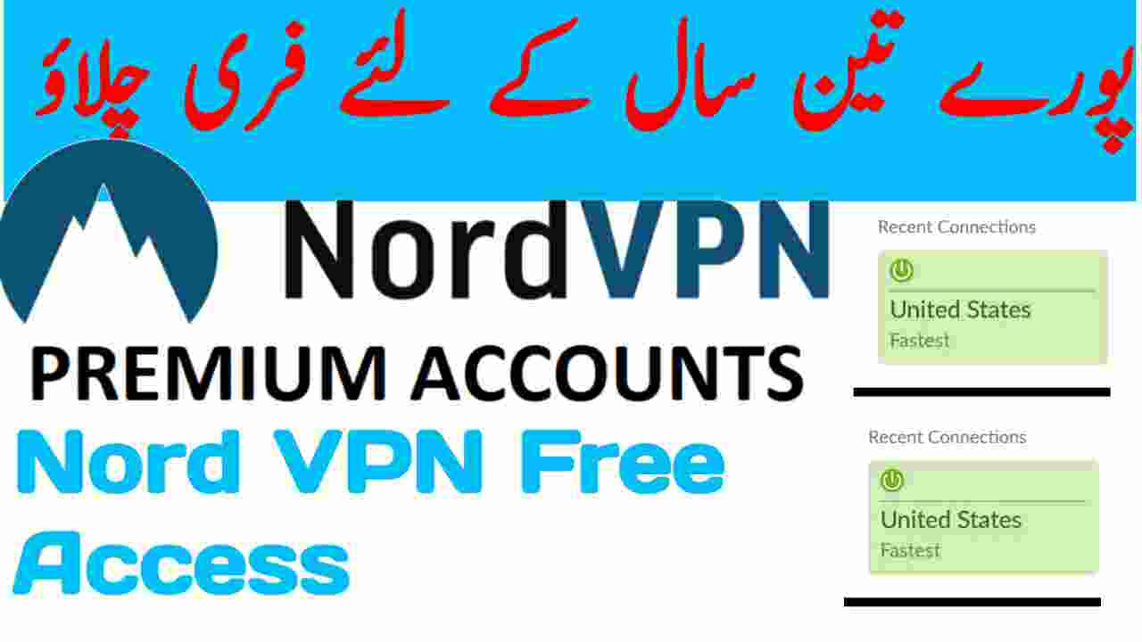 Nord VPN Free Premium Version Free Download - Technical Humair