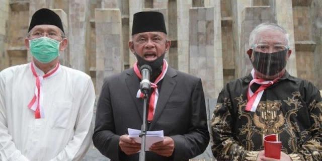 Presidium KAMI: Sikap Ghaib Pemerintah pada Benny Wenda Melanggar Konstitusi
