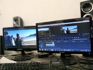 Cara Setting 2 layar (dual Monitor) di Adobe Premiere Pro CC