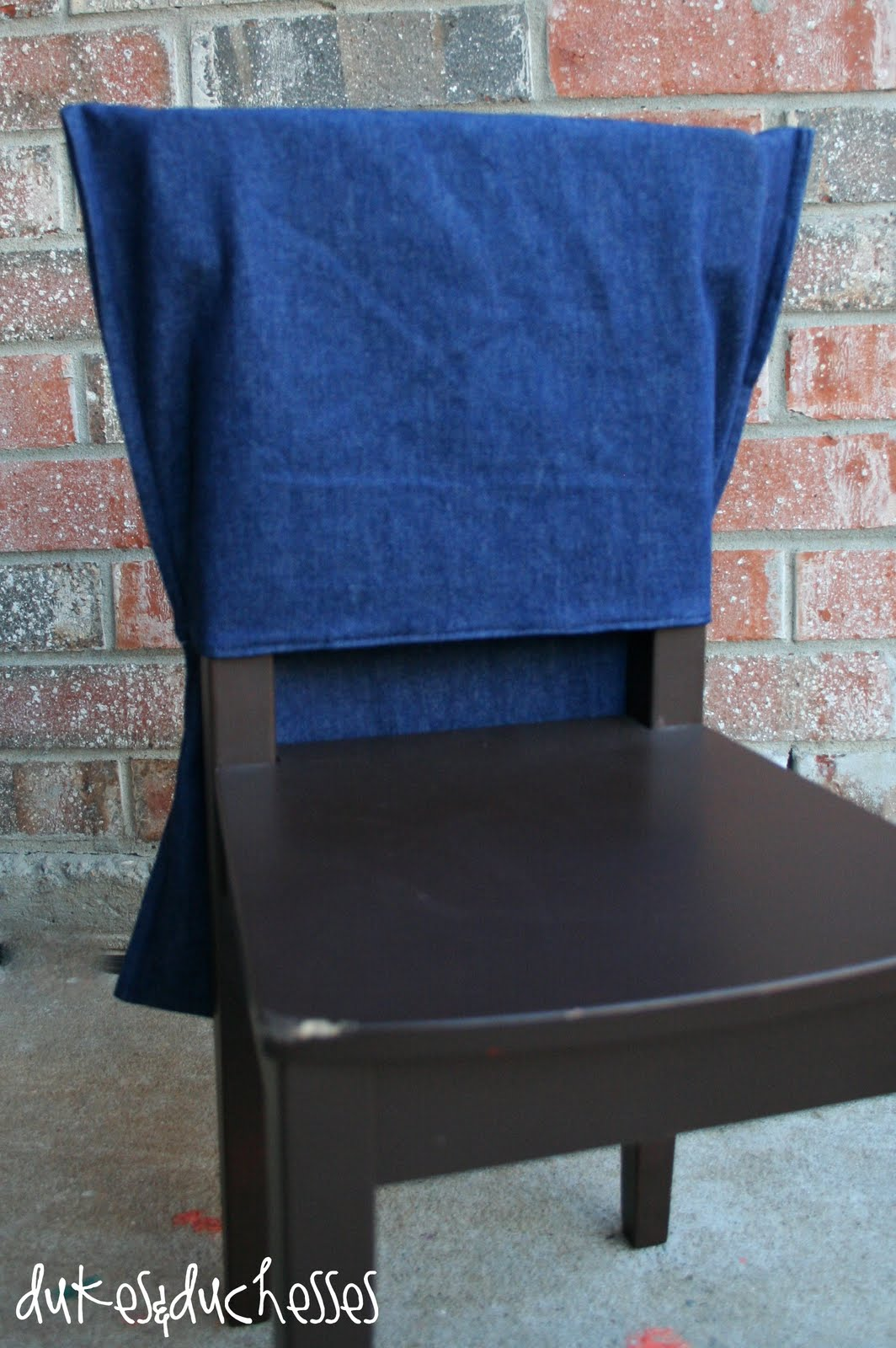 Classroom Chair Covers With Pocket Graco High Cover Replacement Pockets For The Dukes And Duchesses
