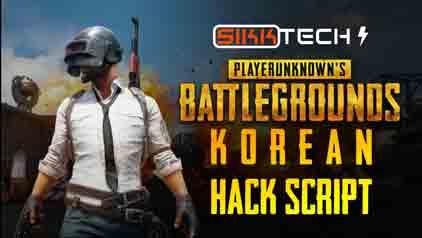 pubg mobile kr hack script