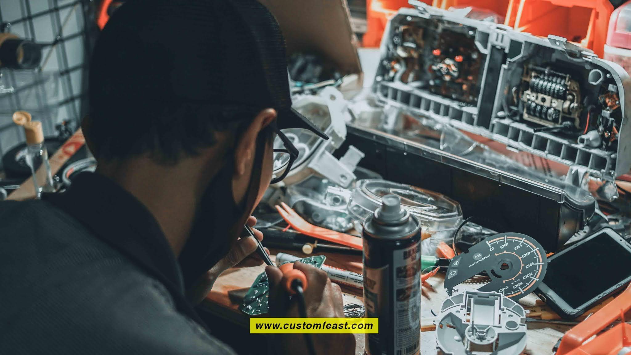 Car Audio Repair Services