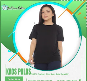 Grosir Kaos Polos Combed 24s Online WA-081320628104 <price>Rp.31.000</price> <code>#Combed24s</code>