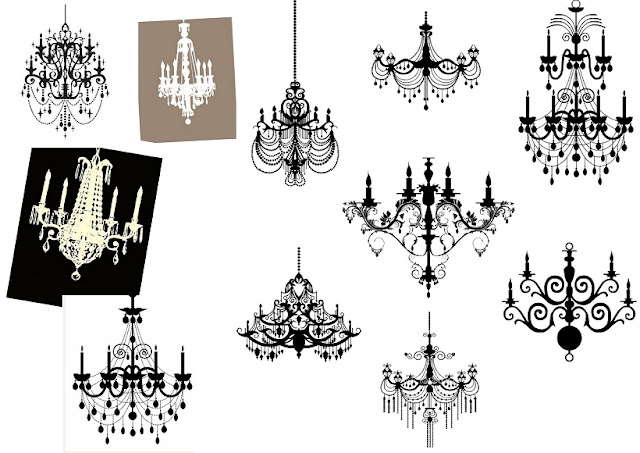 Cute Images of Chandeliers.