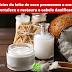 Os benefícios do leite de coco promovem o crescimento - fortalece e restaura o cabelo danificado