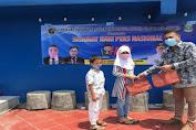Peringati HPN 2021, PWI Banten Gelar Santunan Anak Yatim Piatu