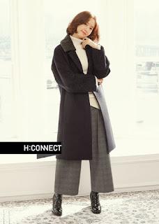 潤娥引領復古格紋風潮  「秋冬三原色」揭開H:CONNECT冬季序幕
