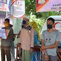 Pemerintah Kampung Seunebok Dalam Mesjid Salurkan BLT Dana Desa Kepada 61 KK Terdampak Covid - 19