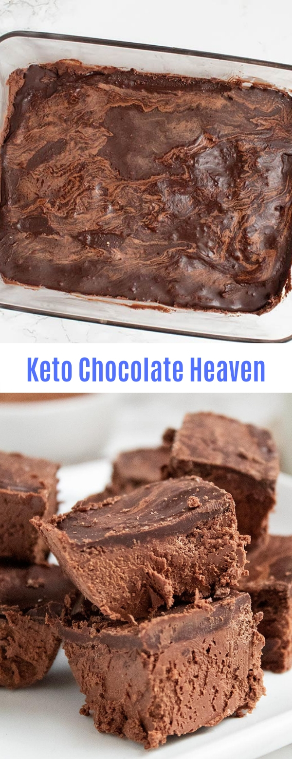 Keto Chocolate Heaven