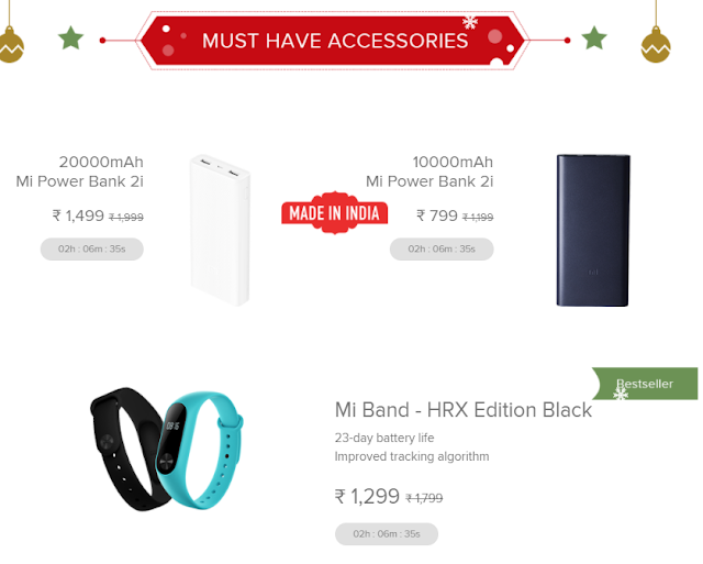Xiaomi No.1 Mi Fan Sale: discounts on phones, Re. 1 flash sale and more 4