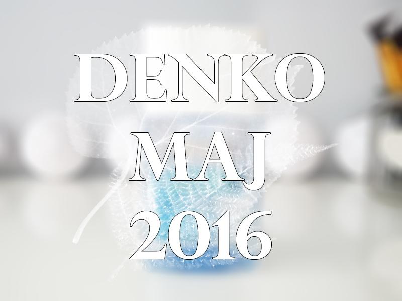 projekt denko, wyrzutki, kosmetyczne zużycia, zużycia 2016
