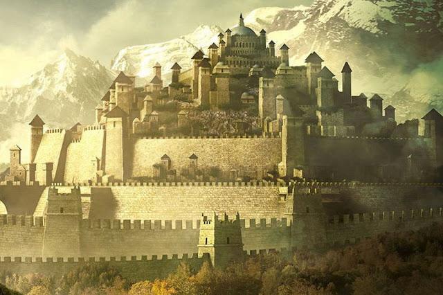 istana nabi sulaiman
