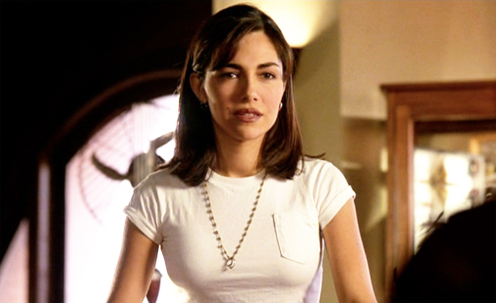 Something is. Vanessa marcil vegas here against