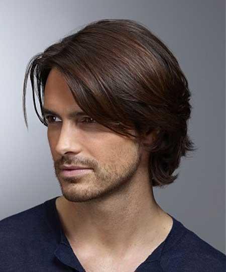Medium Hairstyle For Men 2016