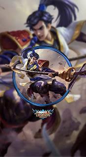 Zilong Eastern Warrior Heroes Fighter Assassin of Skins Starlight V2