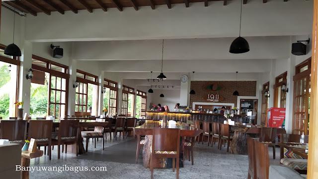 Cafe 1911 Kalibendo Banyuwangi.