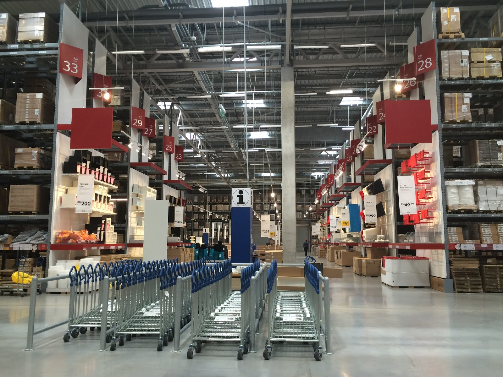 Chinese New Year Shopping At Ikea Cheras ~ Parenting Times