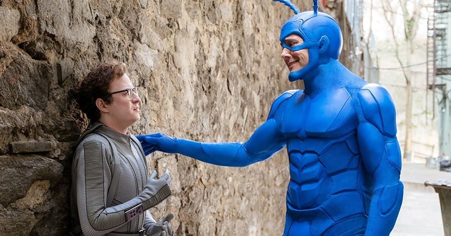 The Tick Torrent