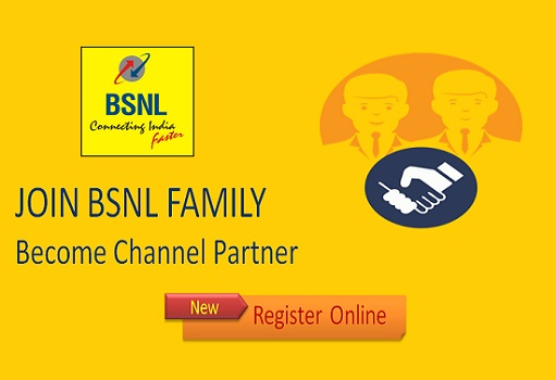 BSNL started accepting online registration for new franchisees for Bharat Fiber (FTTH) services all over India