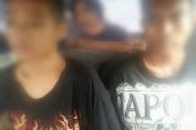 Remaja Bau Kencur Pelaku Penjambretan  Dibekuk Polsek Cakranegara