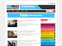 Download Template EvoMagz 4.7 Gratis