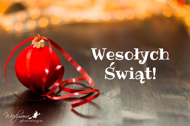 Wesołych Świąt! | Wiedźmowa głowologia