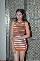 Actress Nikhita in Spicy Small Sleeveless Dress ~  Exclusive 034.JPG
