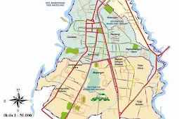 Peta Kota Magelang Lengkap: Gambar HD Terbaru dan Keterangannya