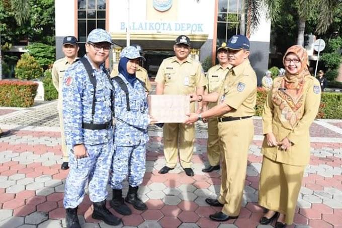 Alumni Diklat Benaga Galang Dana Tsunami Banten Lampung