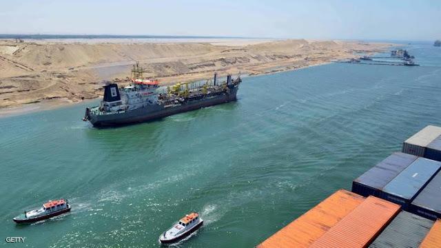 كالتشر-عربية-إيرادات قناة السويس المصرية ترتفع إلى 440 مليون دولار في مايو