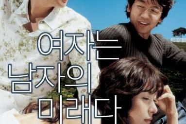 Sinopsis Woman Is the Future of Man (2004) - Film Korea
