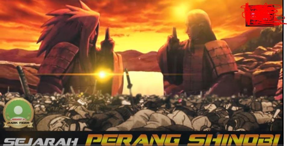Kisah Pahlawan Shinobi Perang Dunia Shinobi  1- 4