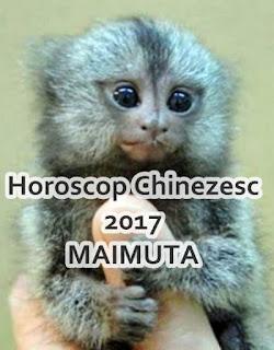 Previziuni Horoscop Chinezesc 2017 MAIMUTA