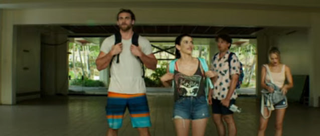 Sinopsis Film The Resort (2021) -  Michael Vlamis, Brock O'Hurn