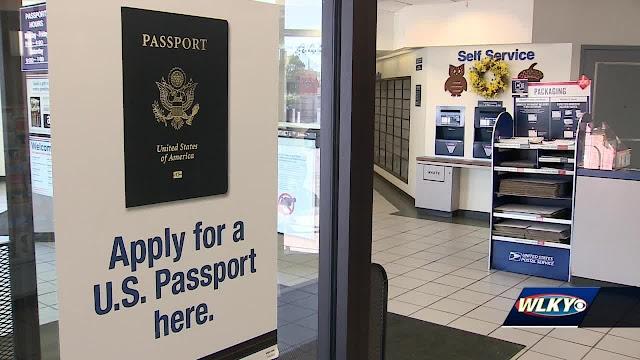 Passport applying pocess us