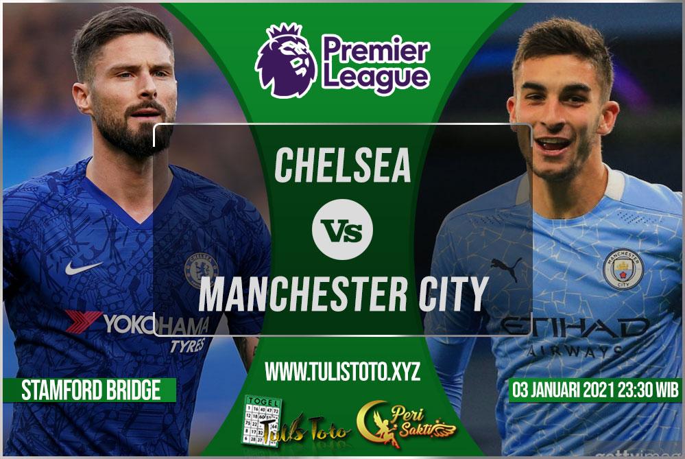 Prediksi Chelsea vs Manchester City 03 Januari 2021
