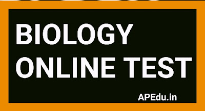 Online test Biology