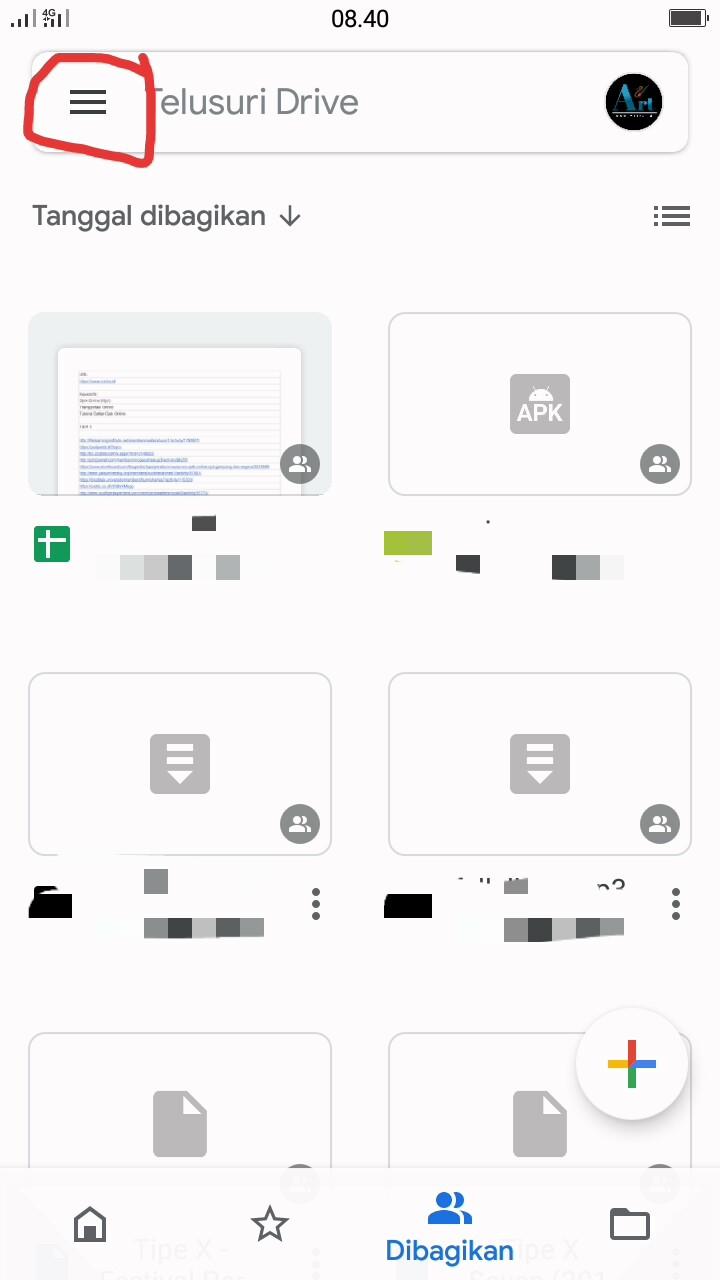 Cara Mengatasi Gagal Upload File Ke Google Drive Di Ponsel Android Droidide