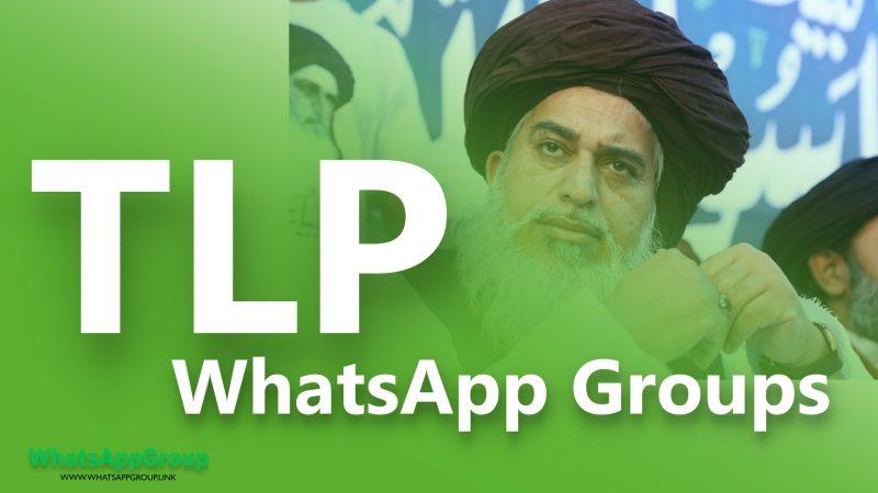 TLP WhatsApp Group Links
