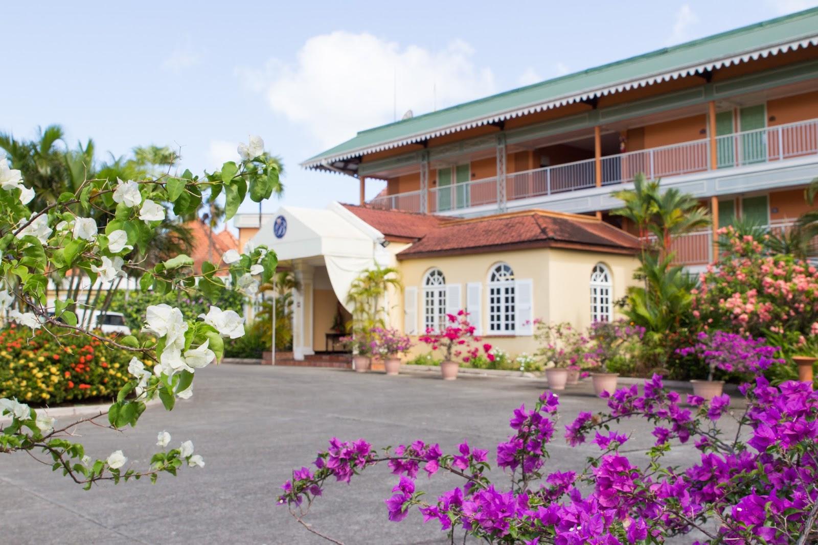 Hôtel Martinique 4 étoiles